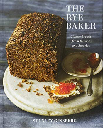 The Rye Baker: Classic Breads from Europe and America Cover