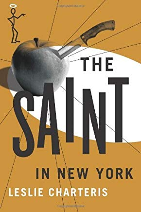 The Saint In New York (The Saint Series) Cover