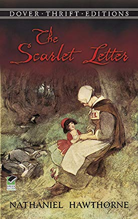 The Scarlet Letter (Dover Thrift Editions) Cover