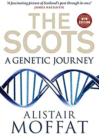 The Scots: A Genetic Journey Cover