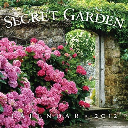 The Secret Garden 2012 Calendar Cover