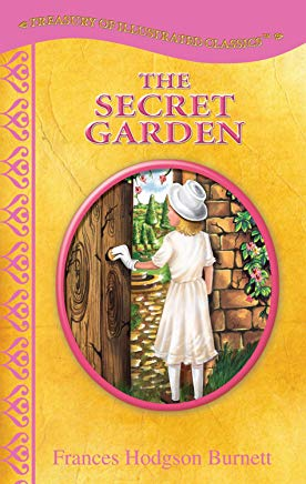 The Secret Garden-Treasury of Illustrated Classics Storybook Collection Cover