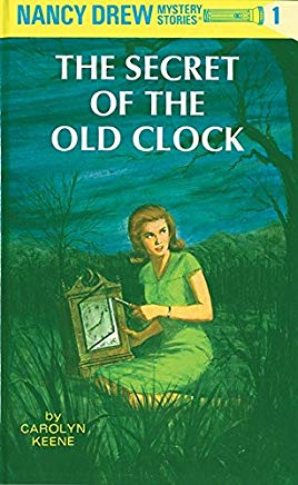 The Secret of the Old Clock (Nancy Drew, Book 1) Cover