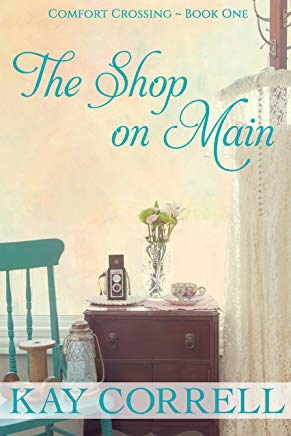 The Shop on Main (Comfort Crossing Book 1) Cover