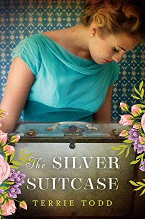 The Silver Suitcase Cover