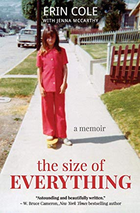 The Size of Everything: a memoir Cover