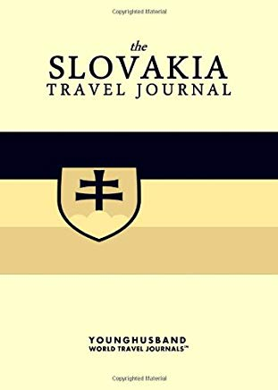 The Slovakia Travel Journal Cover