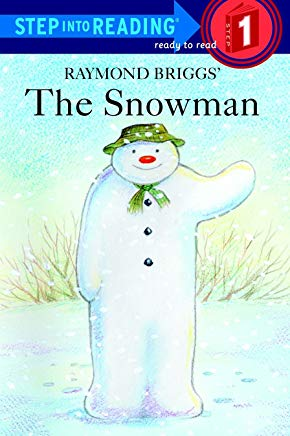 The Snowman (Step-Into-Reading, Step 1) Cover