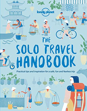 The Solo Travel Handbook (Lonely Planet) Cover