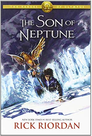 The Son of Neptune (Heroes of Olympus, Book 2) Cover