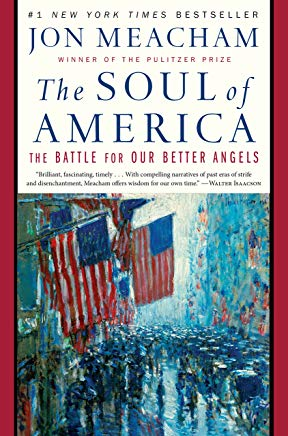 The Soul of America: The Battle for Our Better Angels Cover