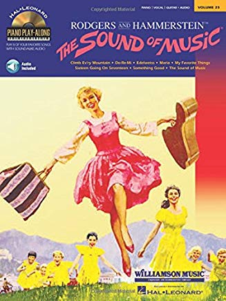 The Sound of Music: Piano Play-Along Volume 25 Cover