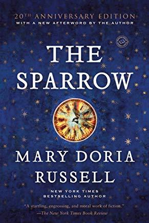 The Sparrow: A Novel (The Sparrow Series) Cover