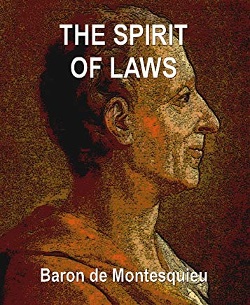 The Spirit of Laws Cover