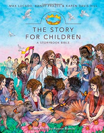 The Story for Children, a Storybook Bible Cover