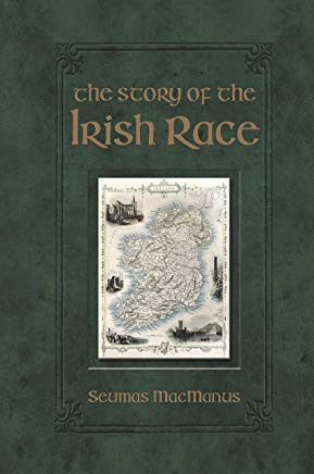 The Story of the Irish Race Cover