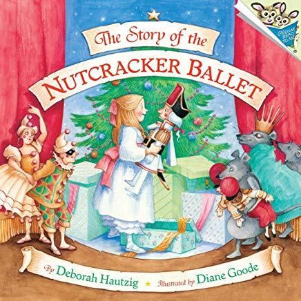 The Story of the Nutcracker Ballet (Pictureback(R)) Cover