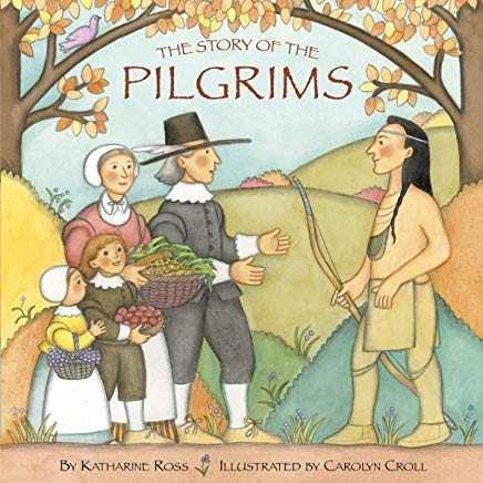 The Story of the Pilgrims (Pictureback(R)) Cover