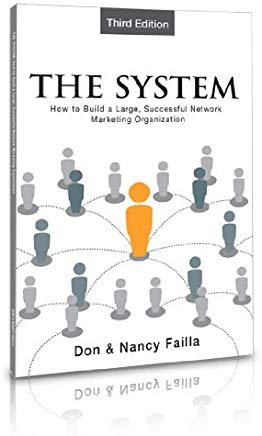 The System - How to Building a Large, Successful Network Marketing Organization Cover