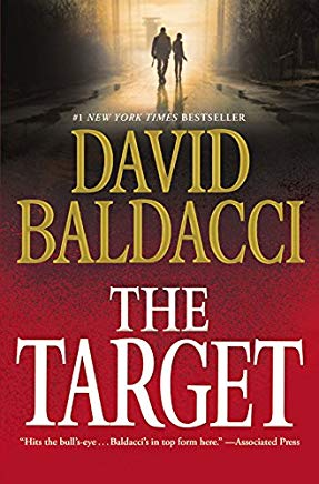 The Target (Will Robie Series) Cover