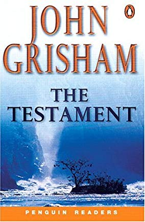 The Testament (Penguin Readers, Level 6) Cover