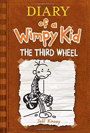 The Third Wheel (Diary of a Wimpy Kid, Book 7) Cover