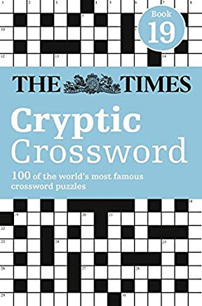 The Times Cryptic Crossword Book 19 Cover