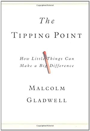 The Tipping Point: How Little Things Can Make a Big Difference Cover