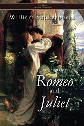 The Tragedy of Romeo and Juliet (Standard Classics) Cover