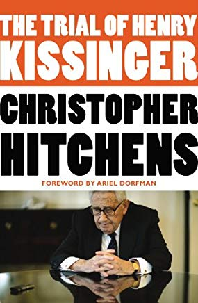 The Trial of Henry Kissinger Cover