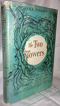 The Two Towers: Being the Second Part of Lord of the Rings Cover