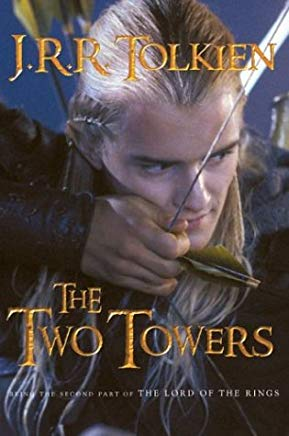 The Two Towers: Being the second part of The Lord of the Rings Cover
