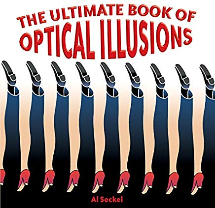 The Ultimate Book of Optical Illusions Cover