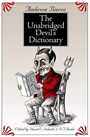 The Unabridged Devil's Dictionary Cover
