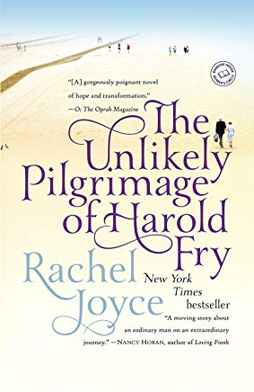 The Unlikely Pilgrimage of Harold Fry: A Novel Cover
