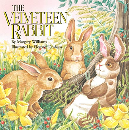 The Velveteen Rabbit: Or How Toys Become Real (All Aboard Books) Cover