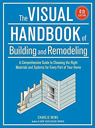 The Visual Handbook of Building and Remodeling Cover