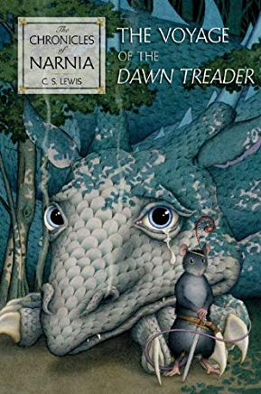 The Voyage of the 'Dawn Treader' Cover