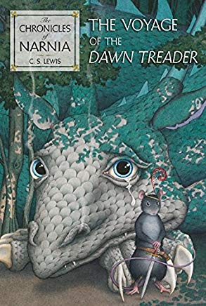 The Voyage of the 'Dawn Treader' (The Chronicles of Narnia, Book 5) Cover