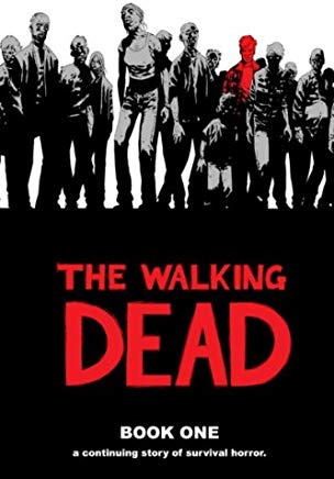 The Walking Dead, Book One (Book 1) Cover