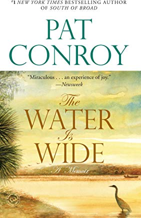 The Water Is Wide: A Memoir Cover