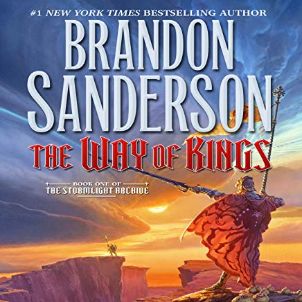 The Way of Kings: Book One of The Stormlight Archive Cover