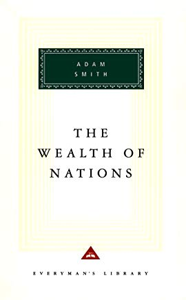 The Wealth of Nations (Everyman's Library) Cover