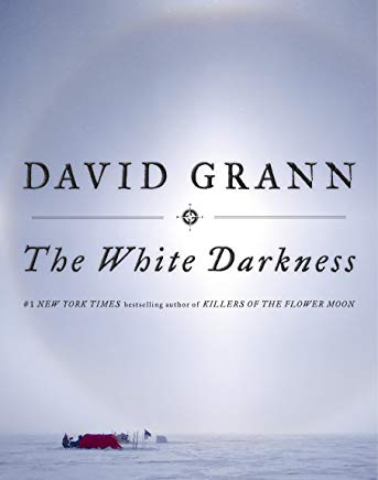 The White Darkness Cover
