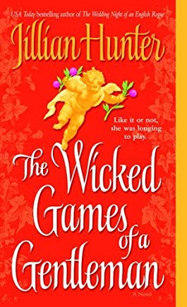 The Wicked Games of a Gentleman: A Novel (A Boscastle Affairs Novel Book 4) Cover