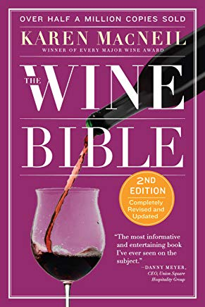 The Wine Bible Cover
