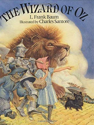 The Wizard of Oz, 100th Anniversary Edition Cover