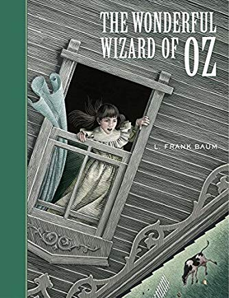 The Wonderful Wizard of Oz (Sterling Unabridged Classics) Cover