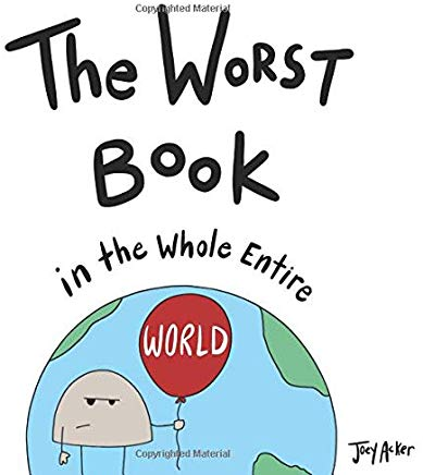 The Worst Book in the Whole Entire World Cover