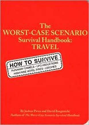 The Worst Case Scenario Later Printing edition Cover